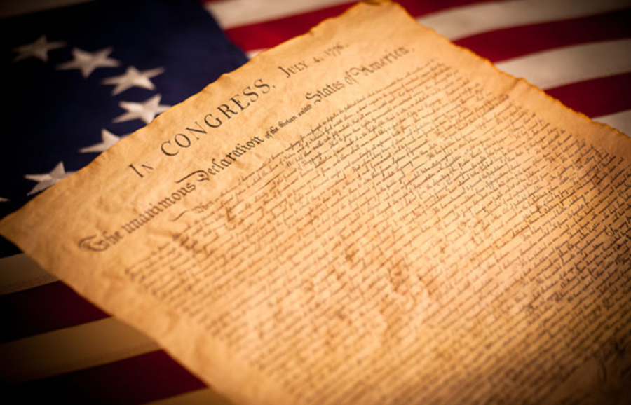 The Declaration of Independence of the UnitedStates
